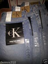CK Calvin Klein Jeans Juniors Size 3  Easy Low Rider NWT