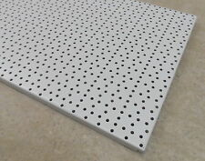 4 HOLE WALL HOLE WALLS WORKSHOP CHEN TEGOMETALL GREY 100 PERFORATED REAR PANEL
