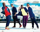 JLS : Rooftop - Mini Poster 40cm x 50cm (new & sealed)