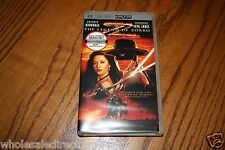 The legend of zorro Starring Antonio Banderas UMD Video for PSP Brand New