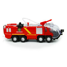 Simulation Electric Water Spray Fire truck with Lights & Sounds Kids Toyes