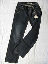 LTB New Marina Damen Blue Jeans W25/L34 regular fit low waist straight leg