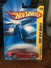 2007 Hot Wheels New Models '69 Ford Mustang RARE Red Version #4