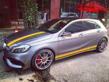 Completed Yellow Sticker for Mercedes Benz A 45 A200 A250 Class  AMG