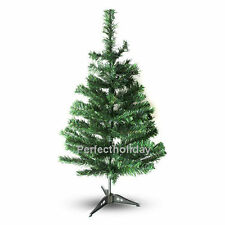 Perfect Holiday 2 ft Premium Charlie Pine Green Artificial Christmas Tree Unlit
