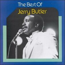 FREE US SH (int'l sh=$0-$3) NEW CD Jerry Butler: Best of Jerry Butler