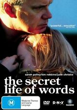 Secret Life Of Words, The - DVD Region 4 MADMAN NEW