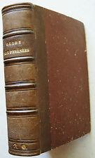 Guide Aux Pyrénées RICHARD éd L MAISON 1855