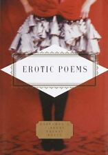 Erotic Poems (Everyman's Library Pocket Poets)-ExLibrary