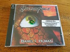MELIAH RAGE Barely Human - 2CD