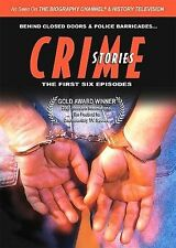 Crime Stories: The First Six Episodes Widescreen, NTSC, Color, Multipl