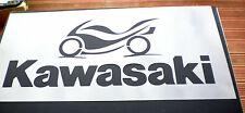 high detail airbrush stencil kawasaki logo FREE UK POSTAGE