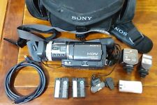 SONY Handycam HDR-HC1 1080i Touch LCD High Definition MiniDV Video Camcorder