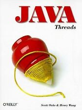Java Ser.: Java Threads by Henry Wong and Scott Oaks (1997, Paperback)