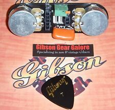 Gibson Les Paul Pot Control Board Special CTS Guitar Parts Quick Connect Orange