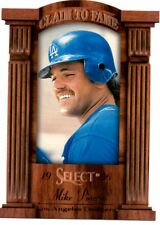 1996 Donruss Select Claim to Fame #12 MIKE PIAZZA  Die Cut