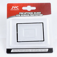 """3.0"""" Inch Hard LCD Screen Protector Optical Glass for Canon Nikon Sony Pentax"""