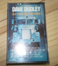 Dave Dudley - 6 Days On The Road - New Sealed Cassette