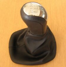 Gear Shift Knob 5 Speed + Gaiter Skoda Fabia 1 mk1 1999-2007 RS