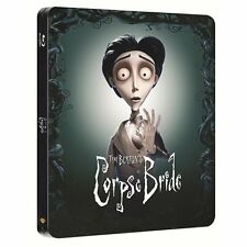 Corpse Bride (Entertainment Store Exclusive Blu-Ray Steelbook) (C-PG)