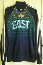 2009 NBA All Star Game Adidas Clima Cool Track Jacket size L
