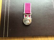 GV LS & GC medal,Pearce,9th Lancers,Nottingham,served World War 1 with 17th L