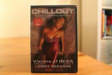 The Visions Of Ibiza - Vol. 2 (DVD, 2002, +CD) Lenny Ibizarre Chillout House