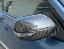 Carbon Fiber Tape-on Side Mirror Covers for 2007-2008 Subaru Legacy Liberty
