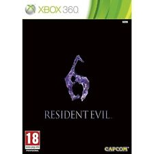 Resident Evil 6 Game Xbox 360 Microsoft Xbox 360 PAL As New (Disc brand new)