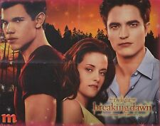 BREAKING DAWN - A2 Poster (XL - 40 x 52 cm)- Twilight Sammlung Clippings Ausland