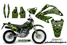 AMR Racing Honda XR 250SM Graphic Decal Number Plate Kit Bike Stickers 03-05 SH