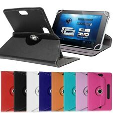 "Universal Leather Flip Case Cover Stand For All  (8""inch) Tablet"