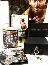 Grand Theft Auto IV 4 Limited Collectors Special Edition Xbox 360 PS3 GTA4 GTAIV