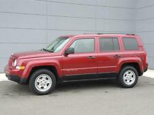 Jeep: Patriot FWD 4dr Spor