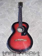 vintage FRAMUS 5/1 BLUES fingerstyle GUITAR black rose Gitarre Germany 1972