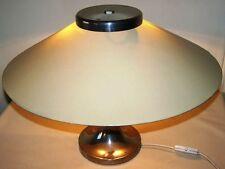 grande vecchio Lampada scrivania, forma rara, Design Anni '60 cult retrò NARVA