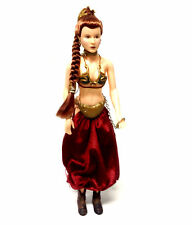 "STAR WARS 12"" 1/6th scale JABBA SLAVE LEIA action figure toy RARE"