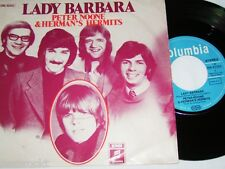 "7"" Peter Noone & Herman's Hermits / Lady Barbara & Don´t just stand there # 2160"