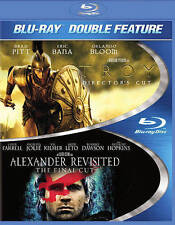 Troy/Alexander Revisited: The Final Cut (Blu-ray Disc, 2014, 2-Disc Set,...