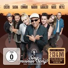 Sing meinen Song - Das Tauschkonzert Vol. 1 (Deluxe Edition ) 2 CD + DVD  NEU &