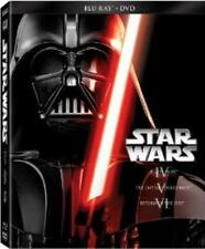 Star Wars Trilogy Episodes I-III (Blu-ra Blu-ray