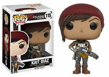 "GEARS OF WAR KAIT DIAZ 3.75"" POP VINYL FIGURE FUNKO 115 BRAND NEW"