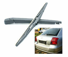 Rear Wiper Arm & Blade Toyota Avensis T25 HATCHBACK 2003 2004 2005 2006 2007 200