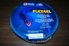 """Freelin-Wade Acme 3/8"""" 50 ft 1/4"""" mpt Reusa.Strain Relief Fitting PFE60504T USA"""
