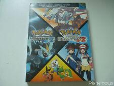 ►►►► NINTENDO 3DS Guide de stratégie officiel Pokémon Version Noire et Blanche 2