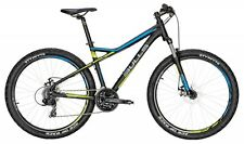 "Bulls Sharptail 1 Disc 51 cm Schwarz 27,5 "" Mountainbike 2016 Shimano 24 Gang"