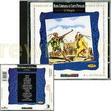 """NUOVA COMPAGNIA DI CANTO POPOLARE """"'O MEGLIO VOL.1"""" RARO CD 1995"""