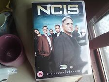 NCIS: Season 7 [DVD] 5 DISCS, VGC, FREE-MAILING. SEE-BELOW. DISC 6 IS MISSING !!