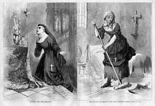 CONVENT LIFE THE ROMANCE AND THE REALITY AS SHOWN IN THE HULL CONVENT SCANDAL