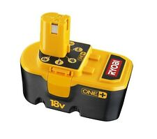 Ryobi Genuine OEM P100 18v 18 volt ONE+ plus NiCad battery pack New